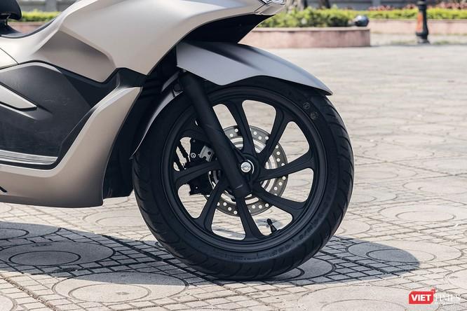Những điểm được và chưa được trên Honda PCX 2018 ảnh 23