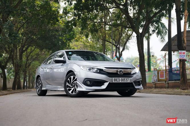 Honda Civic 1.8 E 2018 có xứng với mức giá 758 triệu đồng? ảnh 7