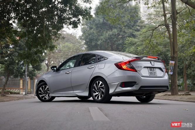 Honda Civic 1.8 E 2018 có xứng với mức giá 758 triệu đồng? ảnh 2