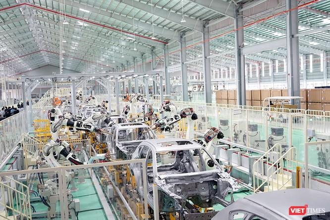 Thaco khánh thành nhà máy lắp ráp Mazda, công suất lắp ráp 100.000 xe/năm ảnh 1