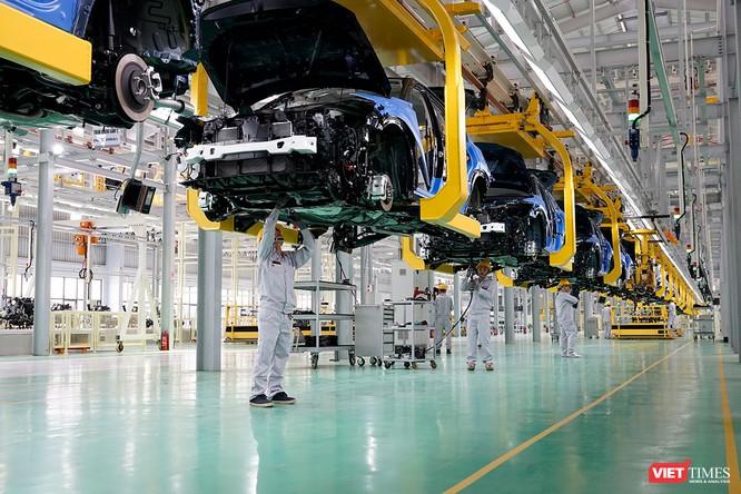 Thaco khánh thành nhà máy lắp ráp Mazda, công suất lắp ráp 100.000 xe/năm ảnh 2