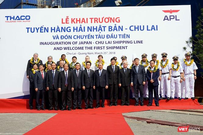 Thaco khánh thành nhà máy lắp ráp Mazda, công suất lắp ráp 100.000 xe/năm ảnh 4