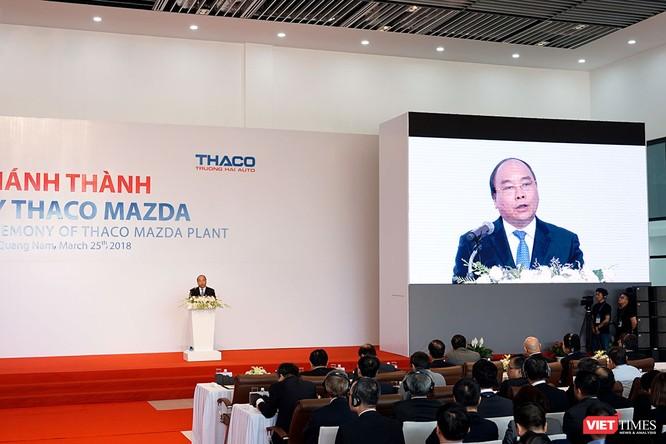Thaco khánh thành nhà máy lắp ráp Mazda, công suất lắp ráp 100.000 xe/năm ảnh 3