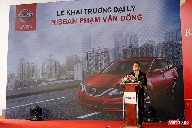 Kim Liên Group khai trương đại lý Nissan thứ 2 tại Hà Nội ảnh 3