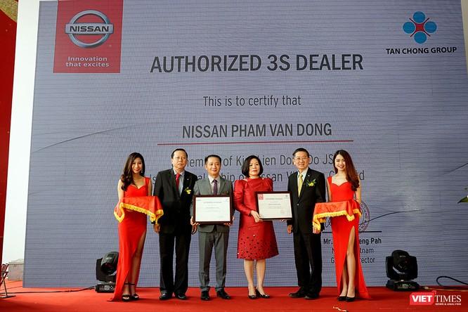 Kim Liên Group khai trương đại lý Nissan thứ 2 tại Hà Nội ảnh 1