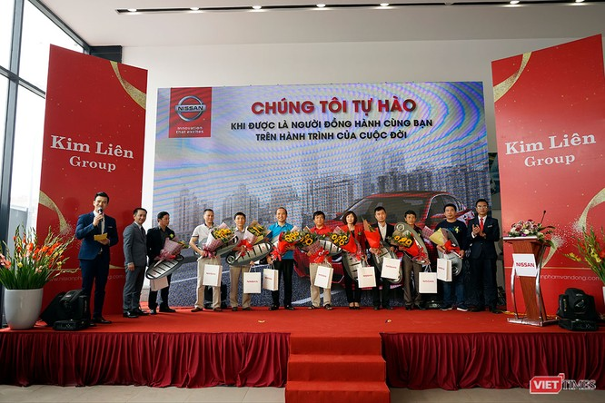 Kim Liên Group khai trương đại lý Nissan thứ 2 tại Hà Nội ảnh 4