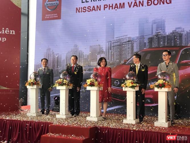 Kim Liên Group khai trương đại lý Nissan thứ 2 tại Hà Nội ảnh 2