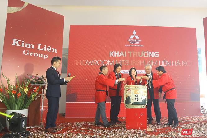 Mitsubishi Kim Liên Hà Nội trở thành đại lý 3S thứ 27 của MMV ảnh 2