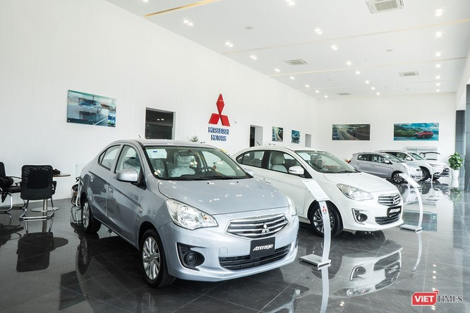 Mitsubishi Kim Liên Hà Nội trở thành đại lý 3S thứ 27 của MMV ảnh 6
