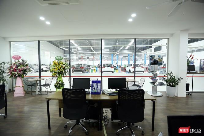 Mitsubishi Kim Liên Hà Nội trở thành đại lý 3S thứ 27 của MMV ảnh 7