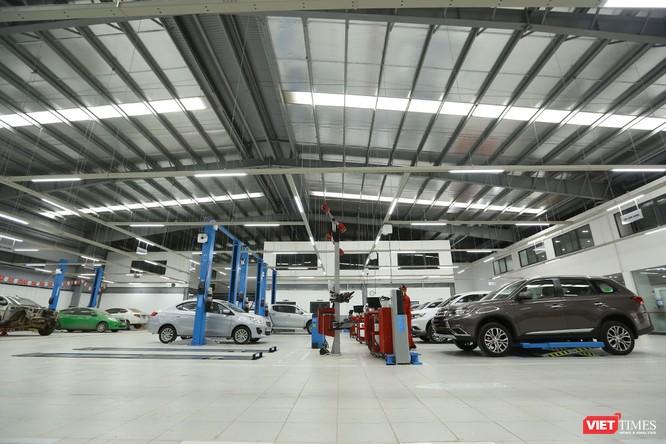 Mitsubishi Kim Liên Hà Nội trở thành đại lý 3S thứ 27 của MMV ảnh 9
