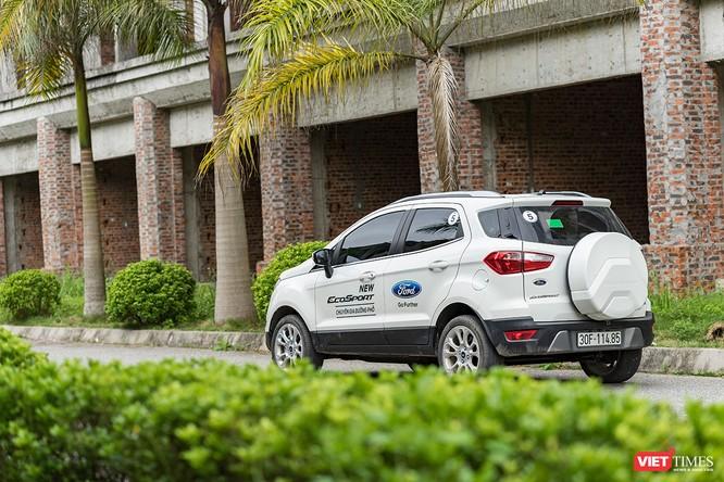 Điều gì khiến Ford EcoSport 2018 đáng mua ở thời điểm này ảnh 1