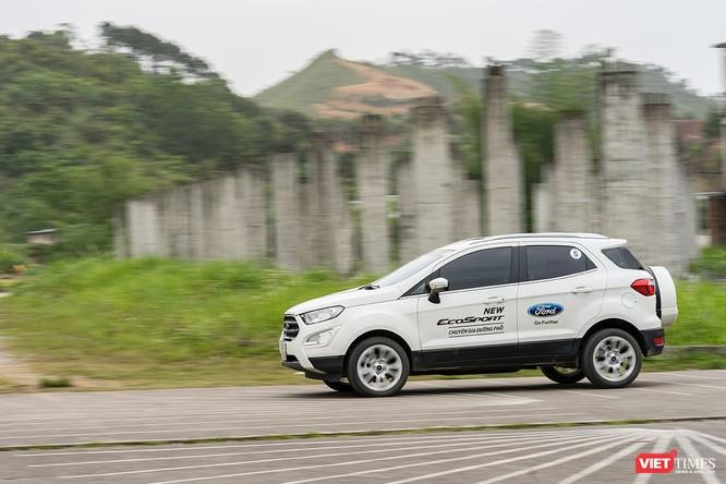 Điều gì khiến Ford EcoSport 2018 đáng mua ở thời điểm này ảnh 13