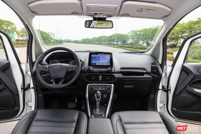 Điều gì khiến Ford EcoSport 2018 đáng mua ở thời điểm này ảnh 3