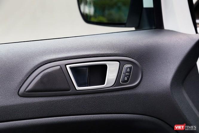 Điều gì khiến Ford EcoSport 2018 đáng mua ở thời điểm này ảnh 25