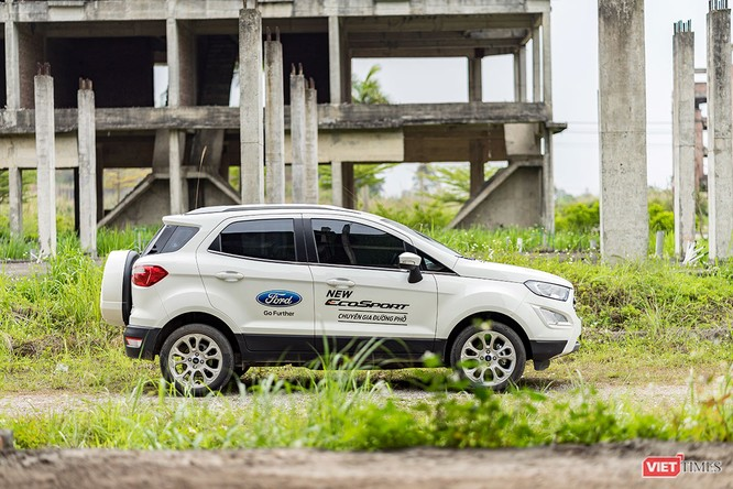Điều gì khiến Ford EcoSport 2018 đáng mua ở thời điểm này ảnh 7