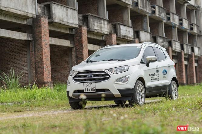 Điều gì khiến Ford EcoSport 2018 đáng mua ở thời điểm này ảnh 19