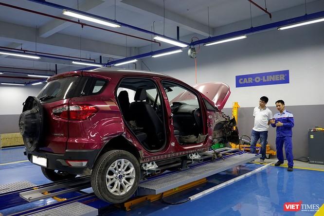 Đâu là đại lý ủy quyền hiện đại nhất của Ford Việt Nam? ảnh 1