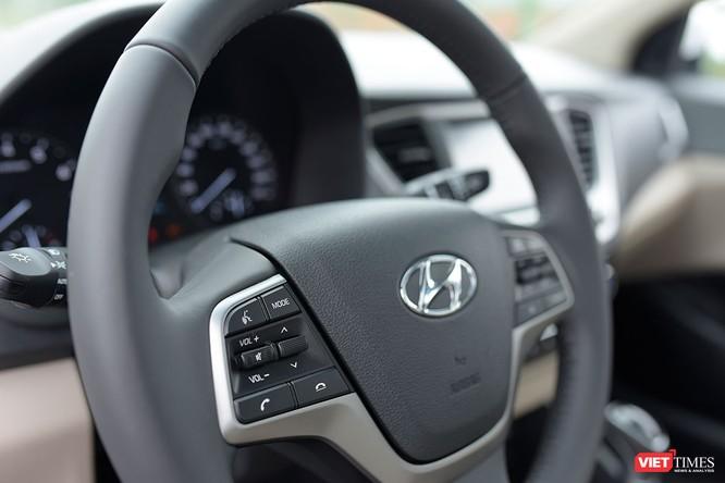 Tham vọng giành ngôi vương phân khúc B, Hyundai Accent 2018 chỉ có giá từ 425 triệu ảnh 17