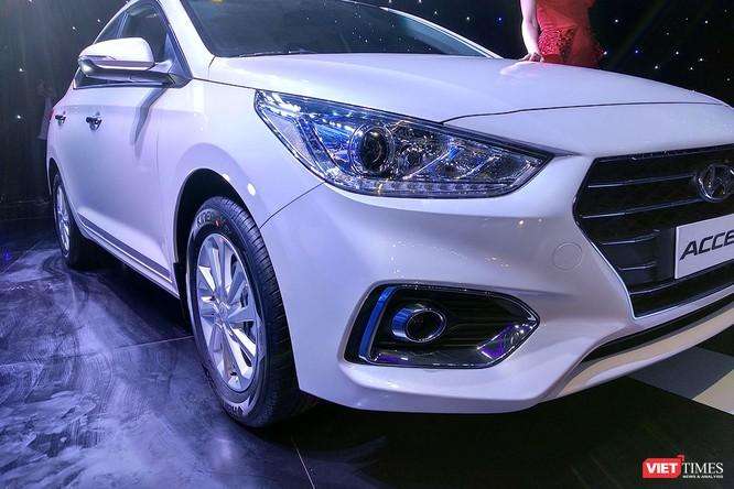 Tham vọng giành ngôi vương phân khúc B, Hyundai Accent 2018 chỉ có giá từ 425 triệu ảnh 13