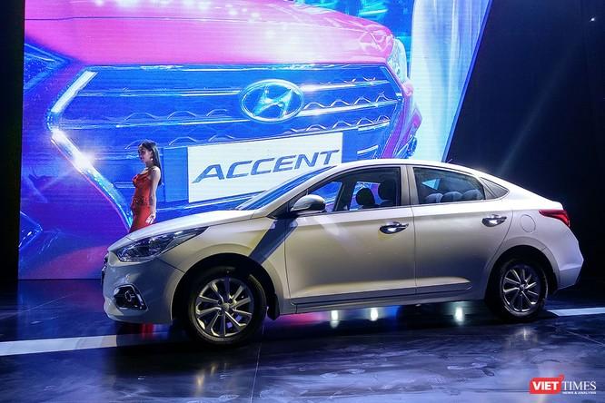 Tham vọng giành ngôi vương phân khúc B, Hyundai Accent 2018 chỉ có giá từ 425 triệu ảnh 1