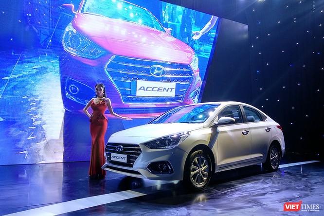 Tham vọng giành ngôi vương phân khúc B, Hyundai Accent 2018 chỉ có giá từ 425 triệu ảnh 6