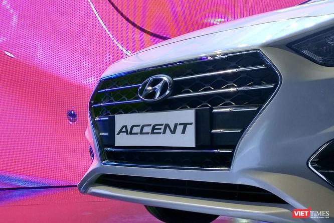 Tham vọng giành ngôi vương phân khúc B, Hyundai Accent 2018 chỉ có giá từ 425 triệu ảnh 7