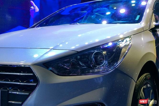 Tham vọng giành ngôi vương phân khúc B, Hyundai Accent 2018 chỉ có giá từ 425 triệu ảnh 8