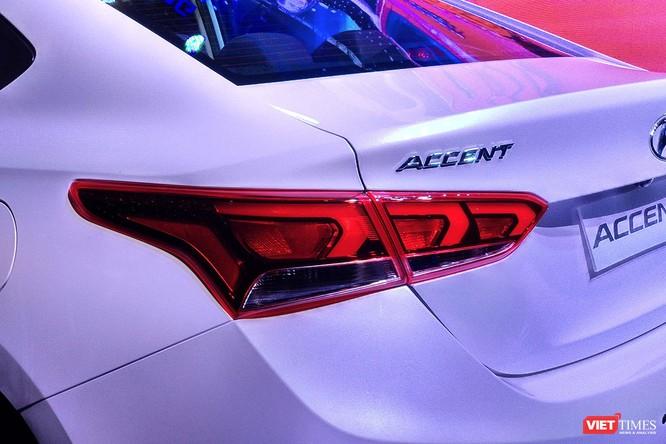 Tham vọng giành ngôi vương phân khúc B, Hyundai Accent 2018 chỉ có giá từ 425 triệu ảnh 9