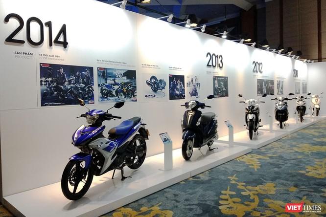 Yamaha Việt Nam đã phát triển như thế nào trong 20 năm qua? ảnh 7