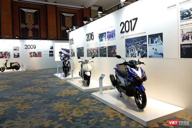 Yamaha Việt Nam đã phát triển như thế nào trong 20 năm qua? ảnh 9