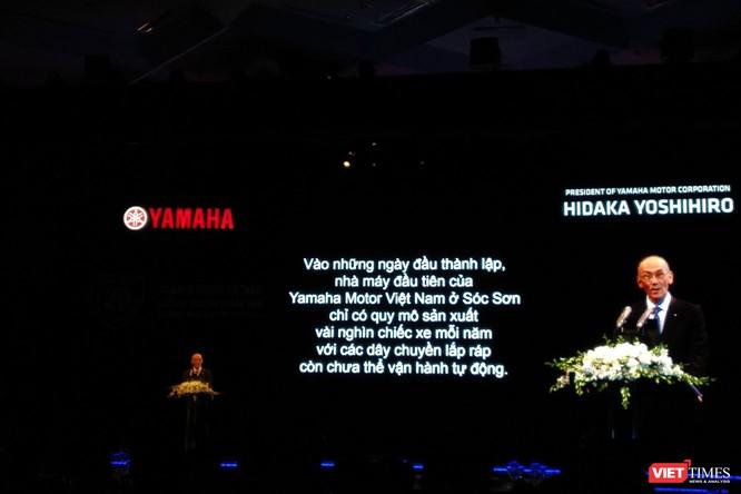 Yamaha Việt Nam đã phát triển như thế nào trong 20 năm qua? ảnh 13