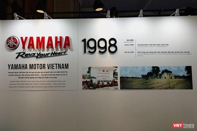Yamaha Việt Nam đã phát triển như thế nào trong 20 năm qua? ảnh 1