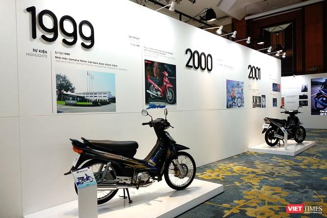 Yamaha Việt Nam đã phát triển như thế nào trong 20 năm qua? ảnh 2