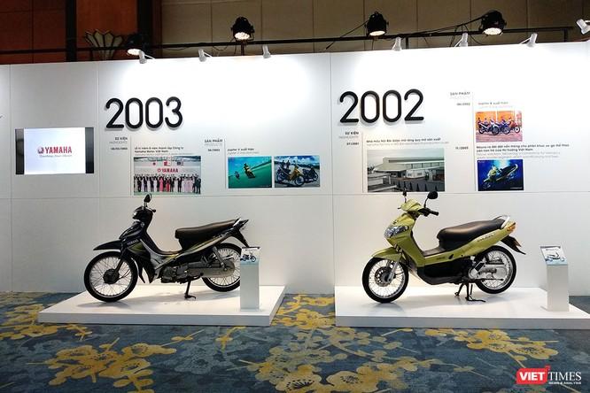 Yamaha Việt Nam đã phát triển như thế nào trong 20 năm qua? ảnh 3