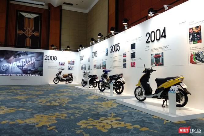 Yamaha Việt Nam đã phát triển như thế nào trong 20 năm qua? ảnh 4