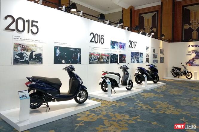 Yamaha Việt Nam đã phát triển như thế nào trong 20 năm qua? ảnh 8