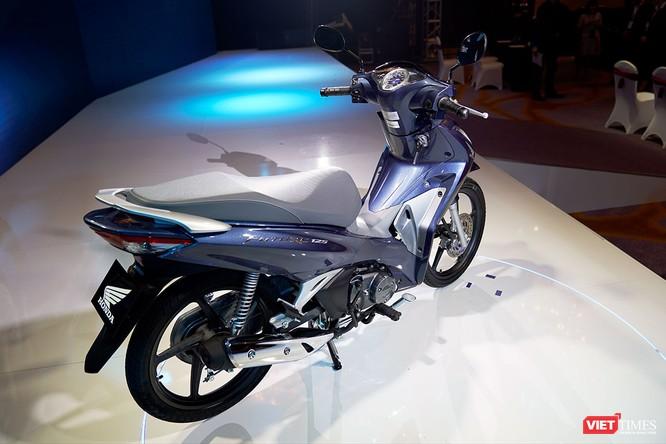 Vừa ra mắt, Honda Future 125cc Fi 2018 có gì đáng chú ý? ảnh 5