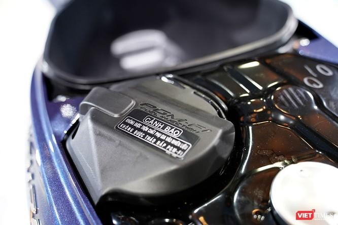 Vừa ra mắt, Honda Future 125cc Fi 2018 có gì đáng chú ý? ảnh 11