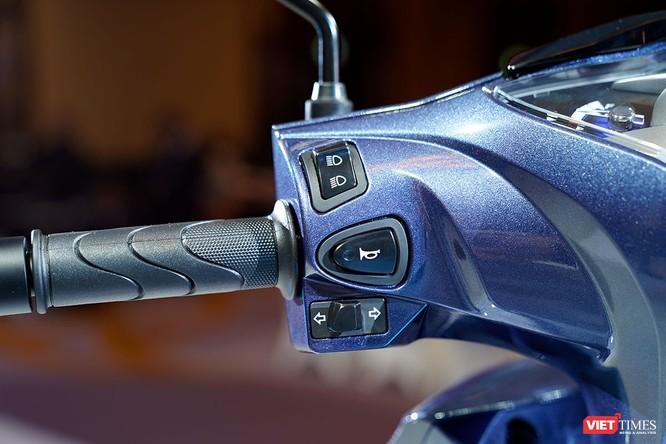 Vừa ra mắt, Honda Future 125cc Fi 2018 có gì đáng chú ý? ảnh 12