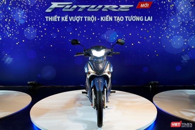 Vừa ra mắt, Honda Future 125cc Fi 2018 có gì đáng chú ý? ảnh 2