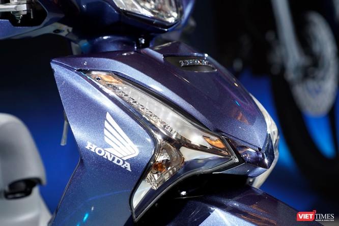Vừa ra mắt, Honda Future 125cc Fi 2018 có gì đáng chú ý? ảnh 14