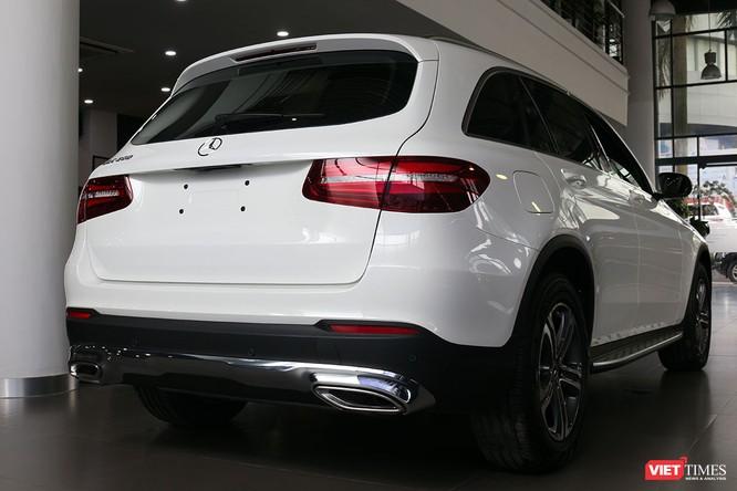Cận cảnh những chi tiết khác biệt trên phiên bản mới Mercedes-Benz GLC 200 ảnh 8