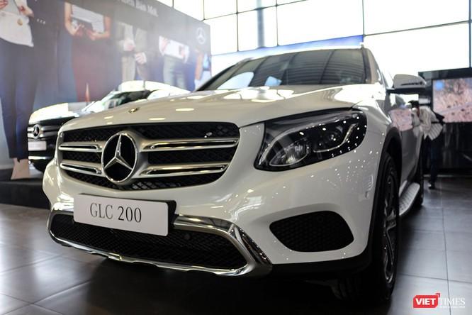 Cận cảnh những chi tiết khác biệt trên phiên bản mới Mercedes-Benz GLC 200 ảnh 16