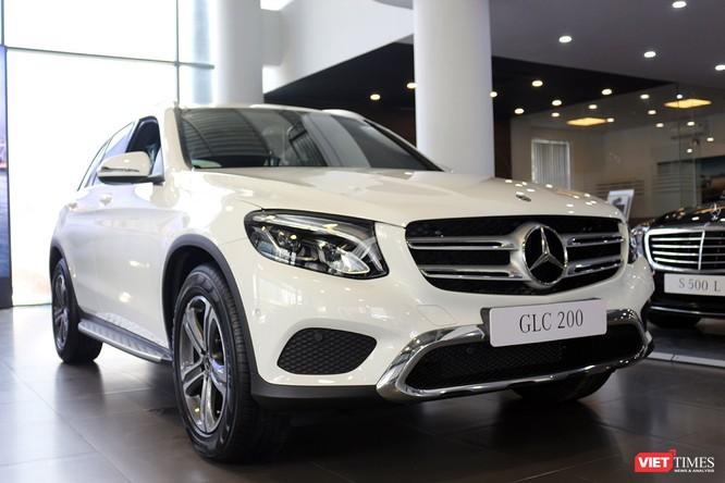Cận cảnh những chi tiết khác biệt trên phiên bản mới Mercedes-Benz GLC 200 ảnh 14