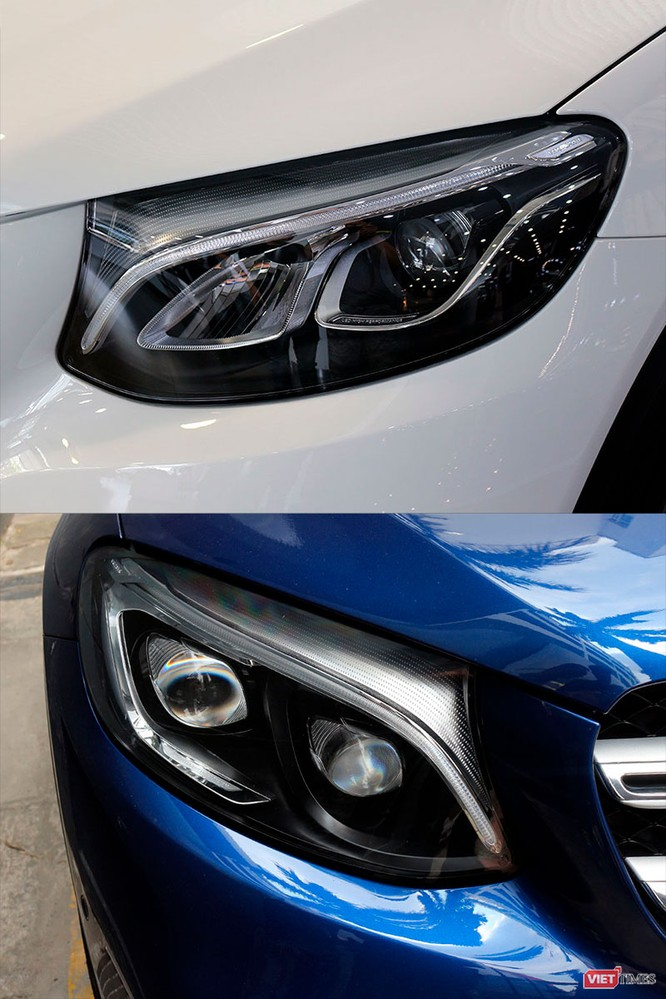 Cận cảnh những chi tiết khác biệt trên phiên bản mới Mercedes-Benz GLC 200 ảnh 1