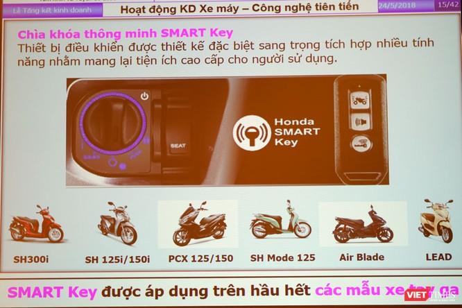 Honda Việt Nam sẽ làm gì trong năm 2018 để giữ vững ngôi vương ở mảng xe máy? ảnh 2