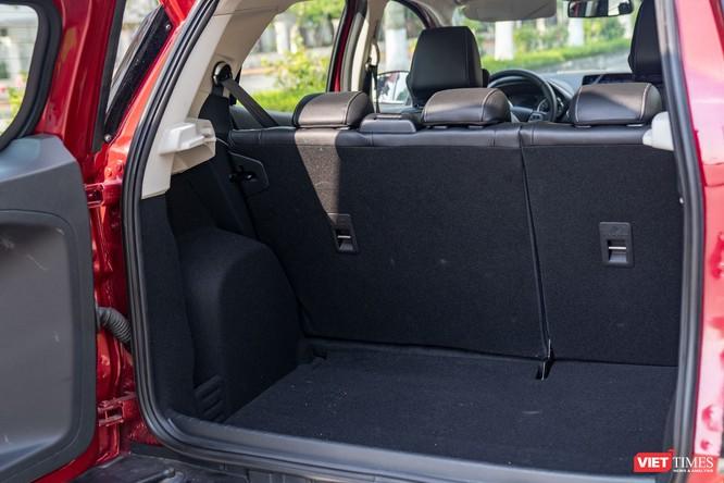 Giữa Ford EcoSport 1.0 AT Titanium và 1.5 AT Titanium, bạn sẽ lựa chọn bản nào? ảnh 35
