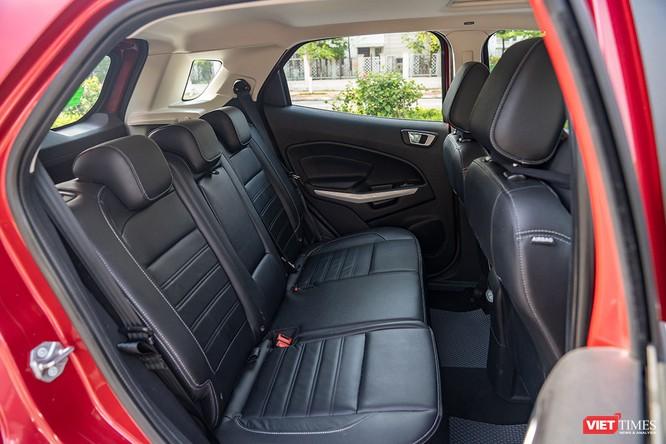 Giữa Ford EcoSport 1.0 AT Titanium và 1.5 AT Titanium, bạn sẽ lựa chọn bản nào? ảnh 36