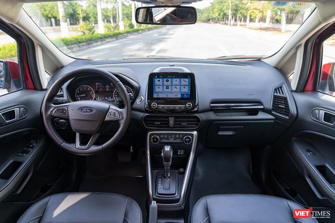 Giữa Ford EcoSport 1.0 AT Titanium và 1.5 AT Titanium, bạn sẽ lựa chọn bản nào? ảnh 25